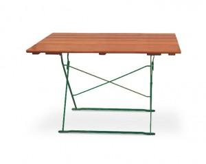 Classic ocker grün - Tisch 120x70 cm